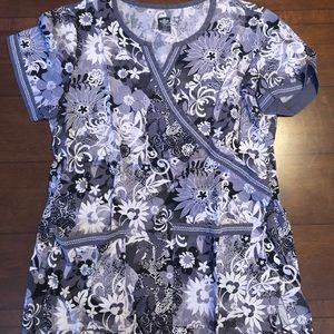 Med Couture Scrub Top